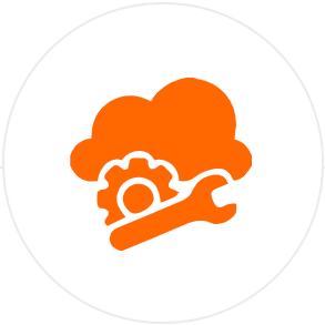 an illustration of a cloud