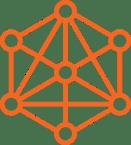 An image of an orange illustration